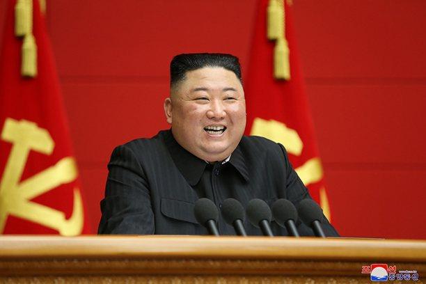Kim Jong Un Short Course Closing Address