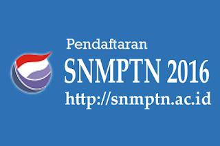 Cara Mendaftar SNMPTN 2016