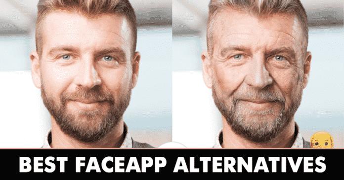 أفضل بدائل تطبيق FaceApp للأندرويد والآيفون