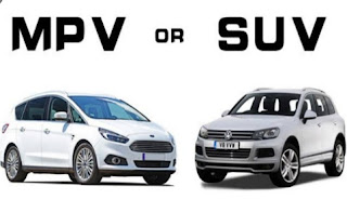 SUV vs MVP