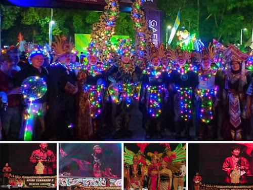 Glow Art Festival 2019 di Tegallega