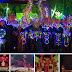 Parade Instalasi Lampu Hias Hingga Si Cepot Meriahkan Glow Art Festival 2019