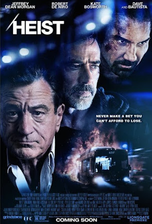 Poster Of Heist In Dual Audio Hindi English 300MB Compressed Small Size Pc Movie Free Download Only At worldfree4u.com