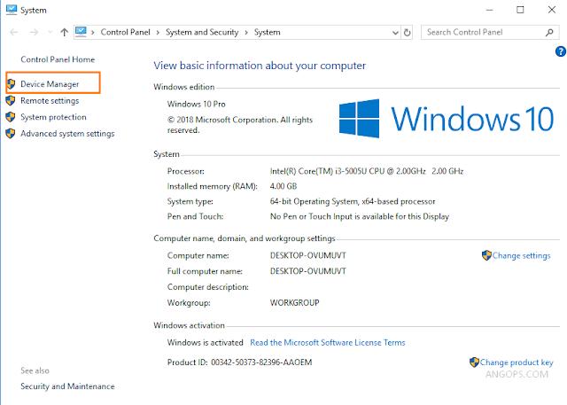 cara-memunculkan-device-manager-windows-10
