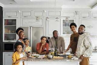 Familia moderna terapia floral diversidad