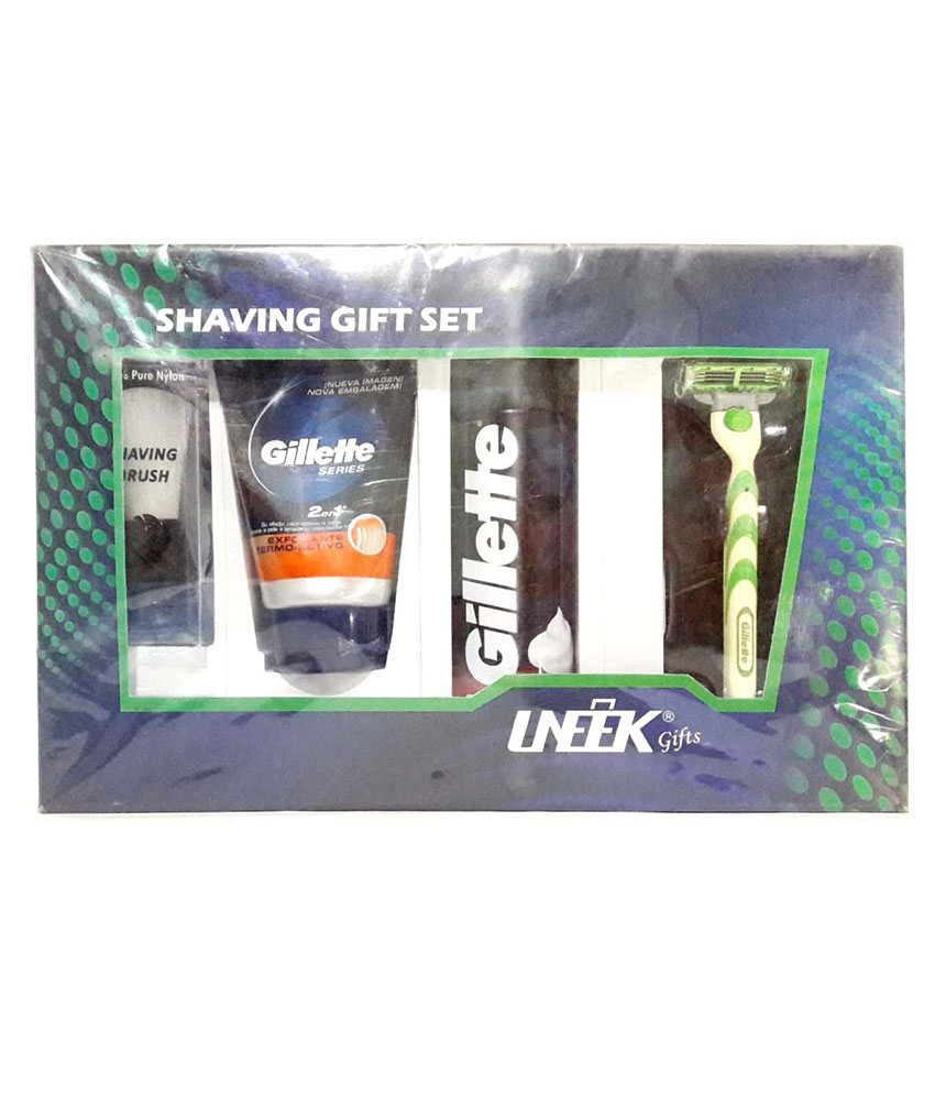 Uneek Gillette Shaving Gift Set 900 ML