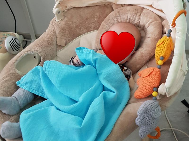 Vauva Heräilee Jatkuvasti