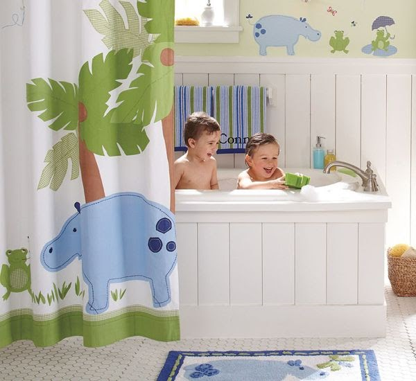 bathroom decor kids bathroom decorating ideas 10521