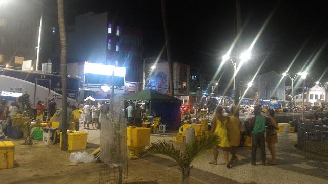 400 ambulantes cadastrados para a Festa de Iemanjá