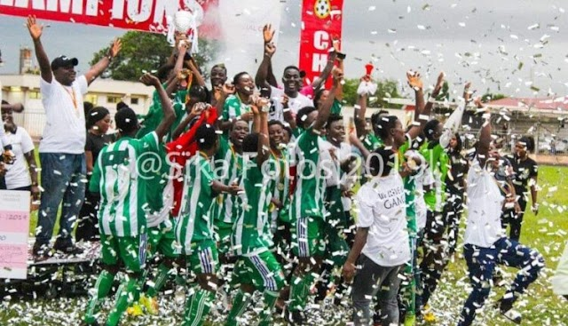 Hasaacas Ladies FC to represent Ghana in maiden CAF Women's Champions League