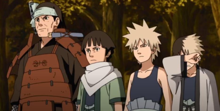4 Shinobi Kisahnya Misterius di Anime Naruto-Boruto
