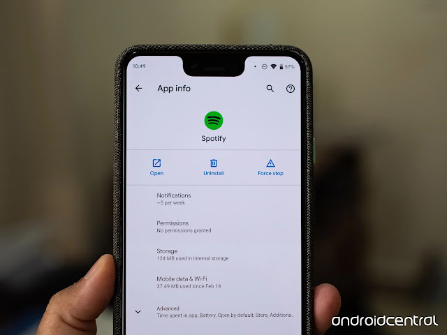 Privacy android Q