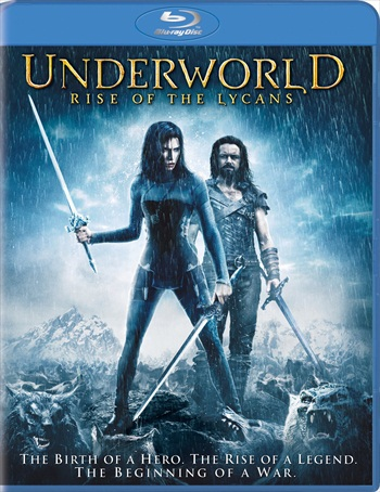 Underworld Rise Of The Lycans 2009 Dual Audio Hindi 480p BluRay 300mb