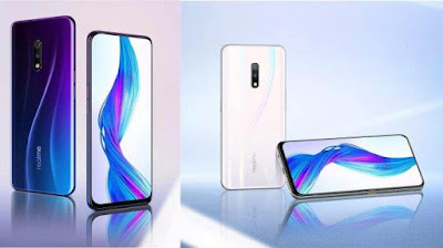 8 HP Android Kamera 48 MP Terbaik Realme X