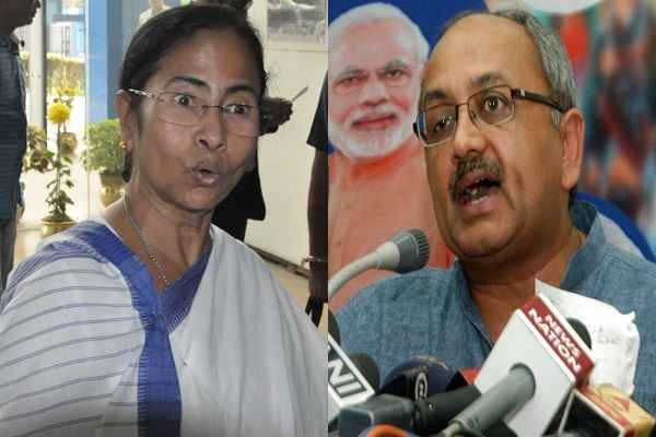 BJP said, Narendra Modi will become PM Again whether Mamata Banerjee lives on not