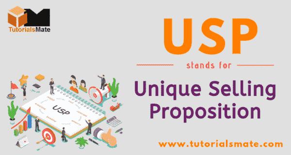 USP Full Form