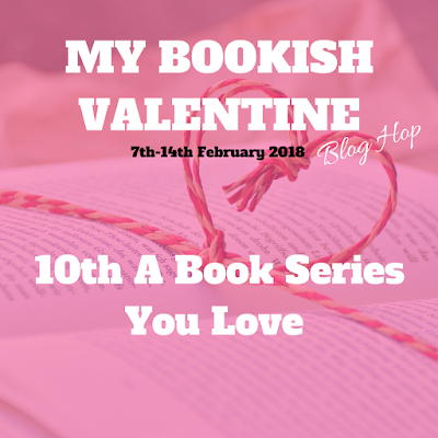 My Bookish Valentine Blog Hop Recap