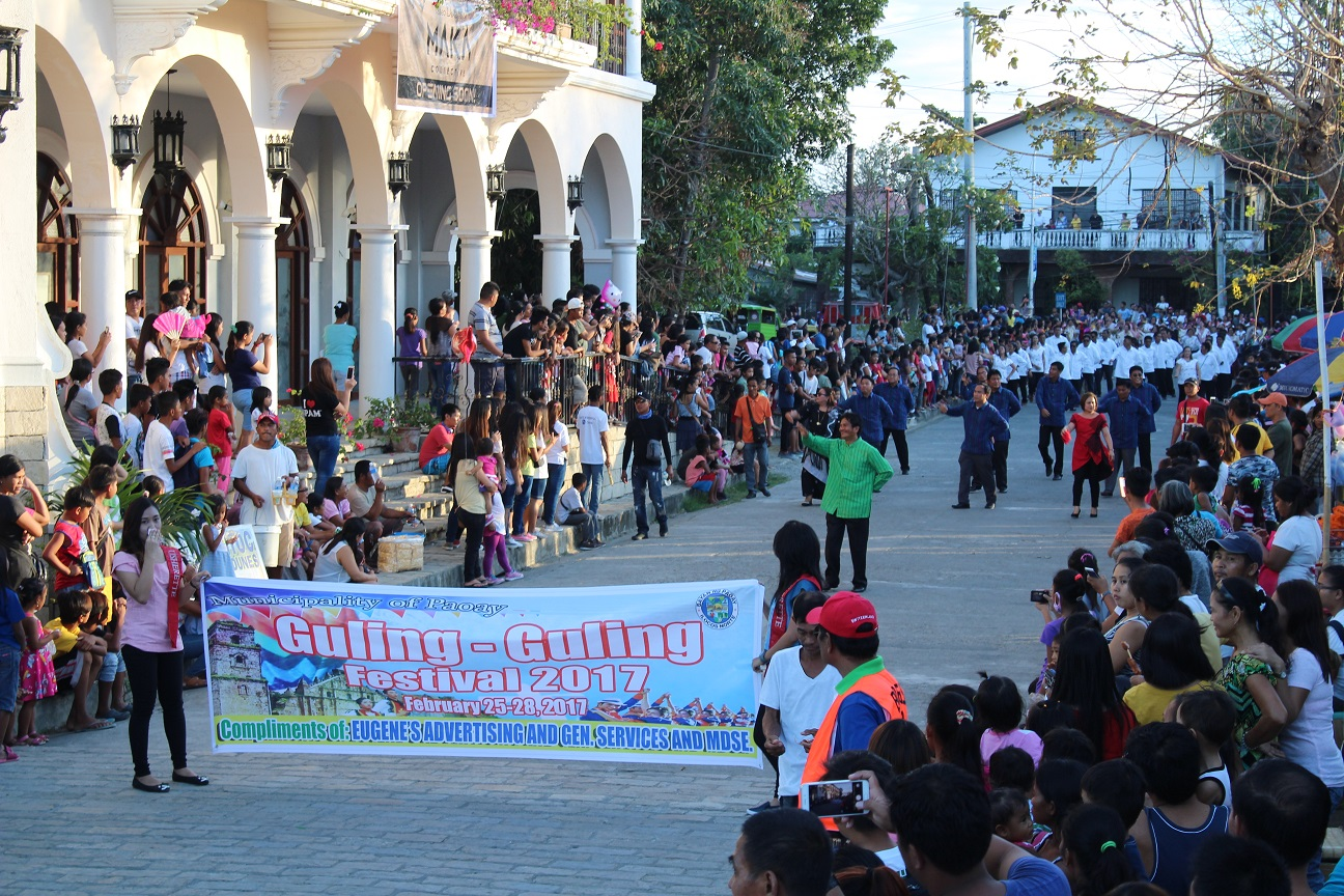guling guling festival philippines