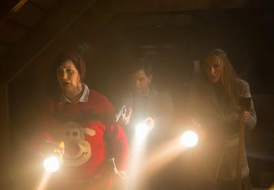Cena do filme Krampus - O Terror do Natal (Divulgação: SYFY)