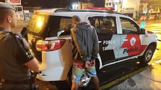 POLÍCIA MILITAR APREENDE GRANDE QUANTIDADE DE DROGAS EM REGISTRO-SP