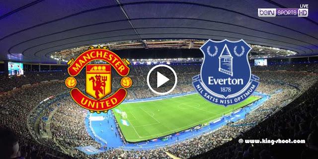 موعد مباراة إيفرتون ومانشستر يونايتد بث مباشر بتاريخ 07-11-2020 الدوري الانجليزي