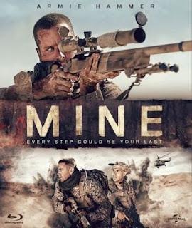 Mine (2017) ฝ่านรกแดนทะเลทราย