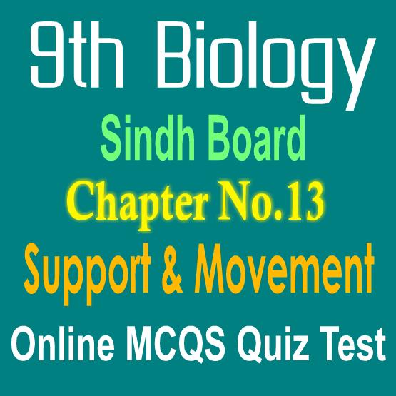 9th Biology MCQs
