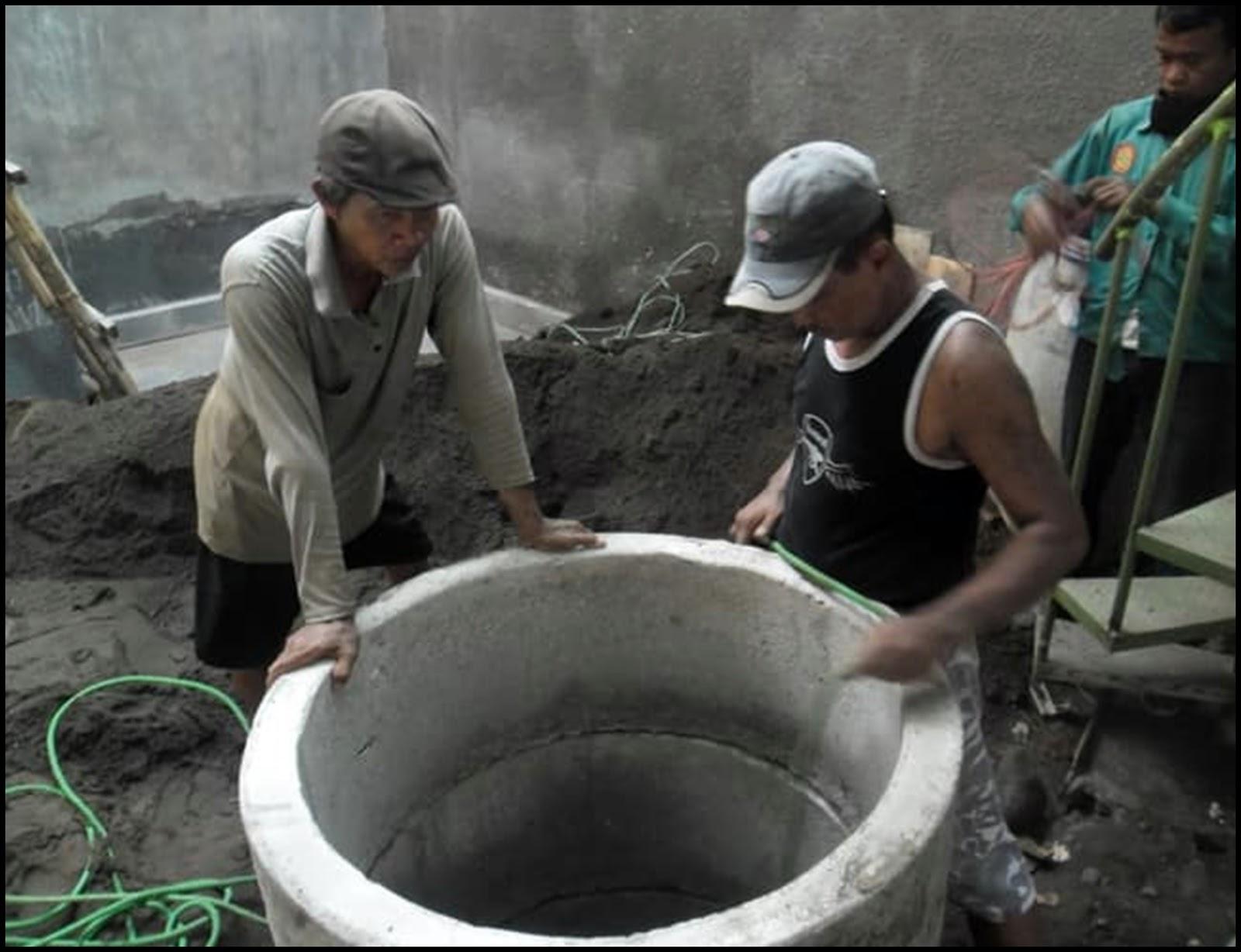 Jasa Pembuatan Sumur Gali Jogja