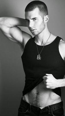 Adam Levine Lookalike Armpits