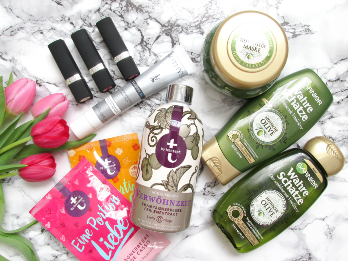 Beauty Favoriten Februar 2016 - SOTHYS, Garnier, tetesept & AVON