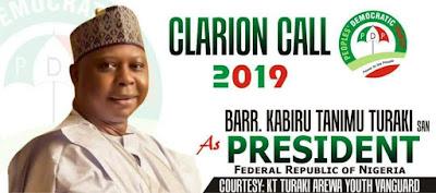 Eid-el-Kabir: Follow Allah's Precepts Taminu Turaki Urges Nigerians