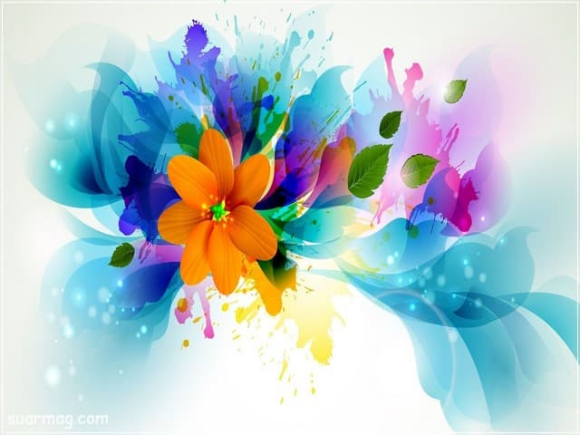 صور خلفيات - خلفيات ورد 11   Wallpapers - Flowers backgrounds 11