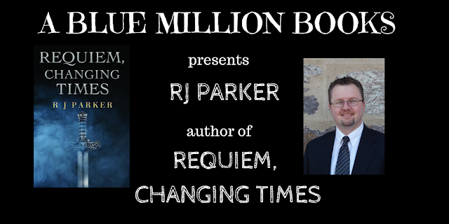 FEATURED AUTHOR: RJ PARKER