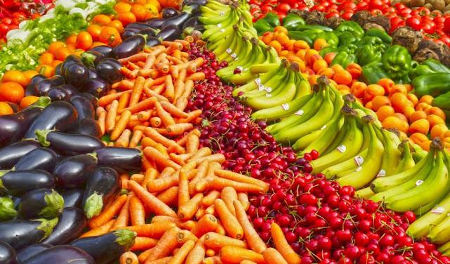 Makan Sehat Dengan Buah dan Sayuran