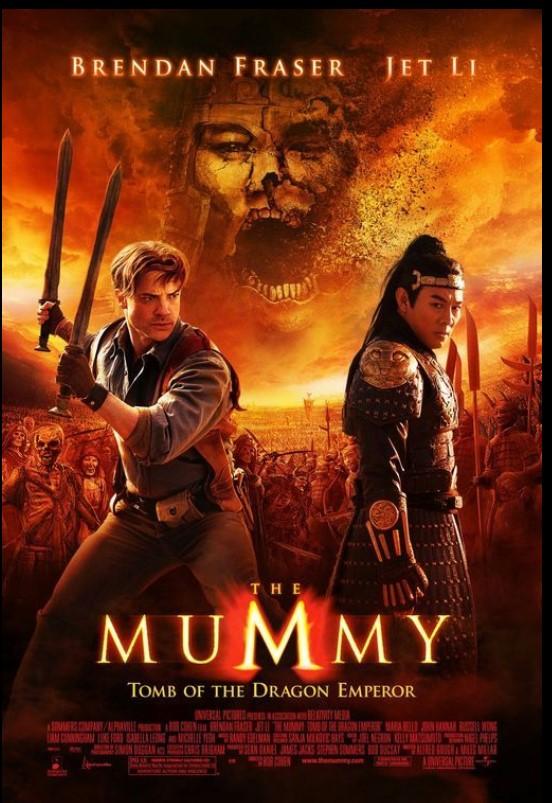 The Mummy Tomb Of The Dragon Emperor 2008 x264 720p Esub BluRay Dual Audio English Hindi GOPI SAHI