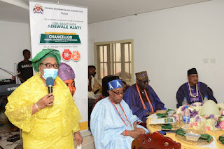 I WON'T DISAPPOINT YOU, AKARIGBO TELLS COLLEAGUES, PEOPLE
