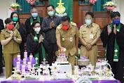 Ibadah Syukur HUT ke-173 GMIM Baitani Tomohon, Gubernur Olly Apresiasi Sinergitas Pemprov dan Gereja
