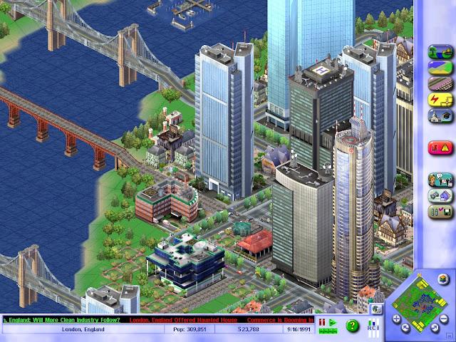 SimCity 3000 (Demo)