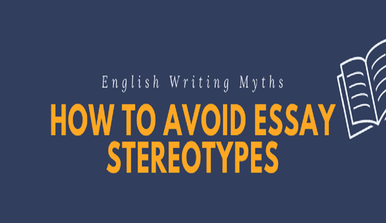 English Writing Myths and How to Avoid Essay Stereotypes #infographic