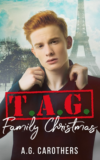 T.A.G. Family Christmas by A.G. Carothers