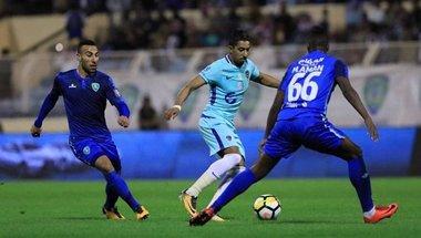 الهلال السعودي نتيجة واهداف مباراة الهلال والفتح 2019-2020 الدوري السعودي