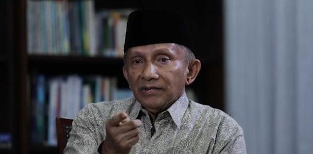 Seret Nama Jokowi Dalam Isu 3 Periode Presiden, Pengamat: Amien Rais Mau Curi Panggung Jelang 2024