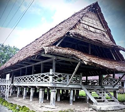 Rumah Adat Baileo, Maluku