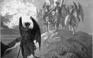Ayat Alkitab tentang Kejatuhan Lucifer Kenapa Lucifer Diusir Dari surga
