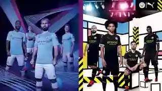 Manchester City Logo & Kit url for Dream League Soccer 2019