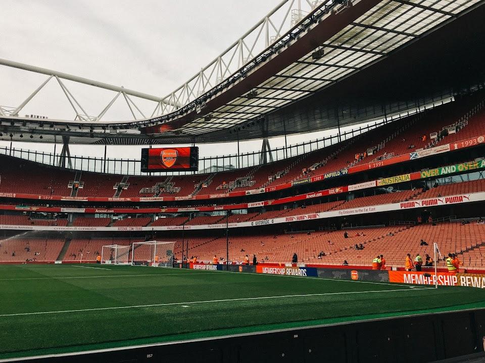 エミレーツ・スタジアム(Emirates Stadium)