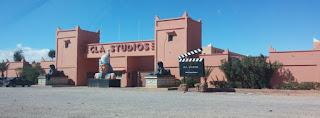 Ouarzazate.