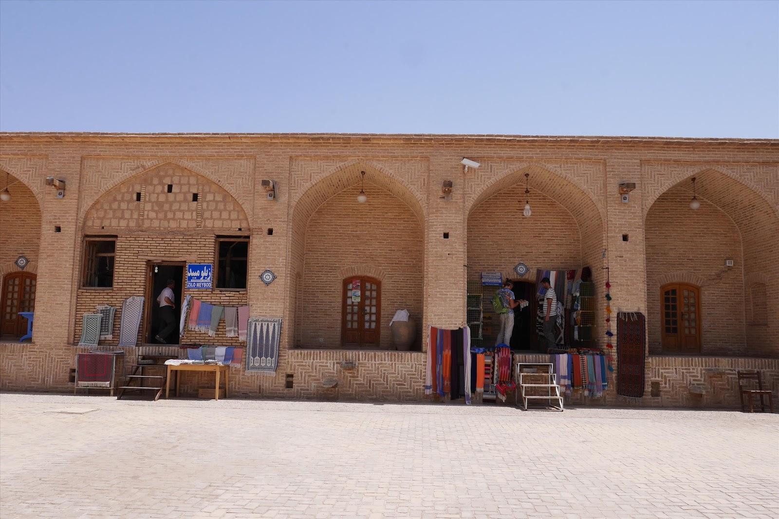 le globblog  iran  3  varzaneh  u00e0 yazd  les villes du d u00e9sert