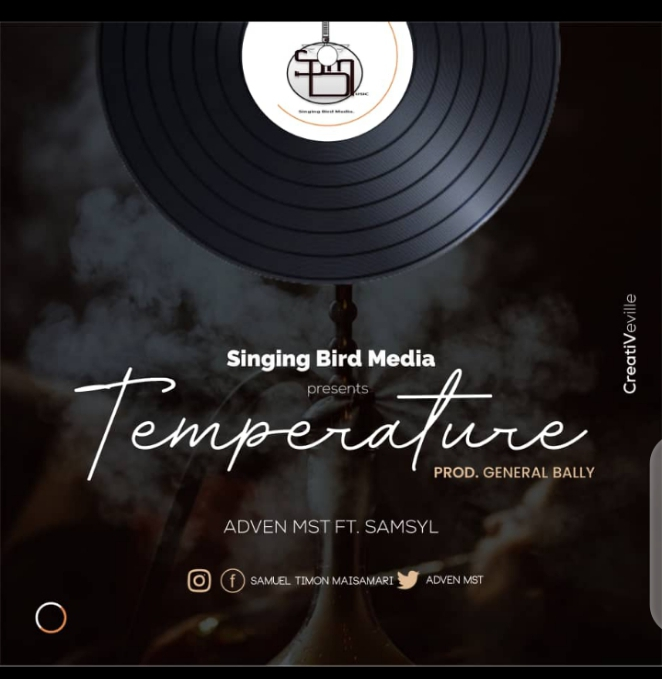 DOWNLOAD Mp3: Adven MST - Temperature ft. Samsyl (Prod. By General Bally)