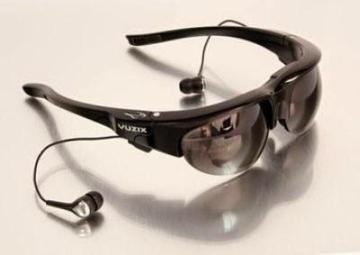Kacamata tembus pandang